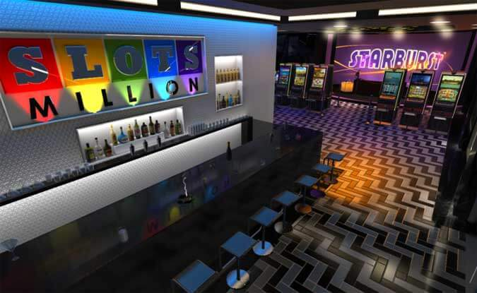 Casino Bar Virtual Reality Online Casino