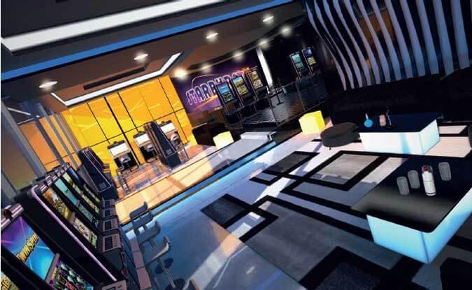 Casino Lobby Oculus Virtual Reality