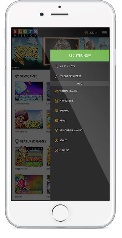Mobile Casino App Oculus Casino