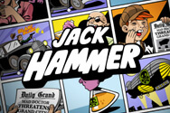 Jack hammer VR Slot Screenshot