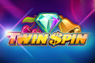 Twin Spin Vr Slot Machine Mega Win